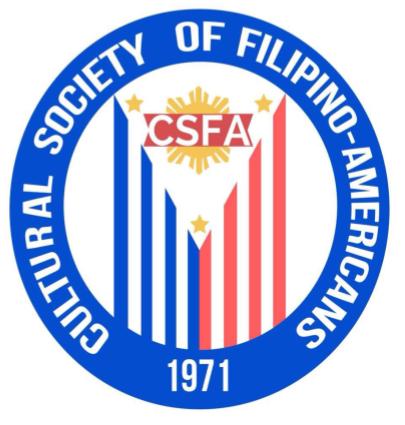 Cultural Society of Filipino Americans of Minnesota logo