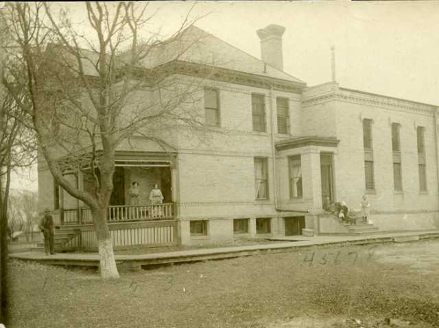 Clay County Jail [undated]