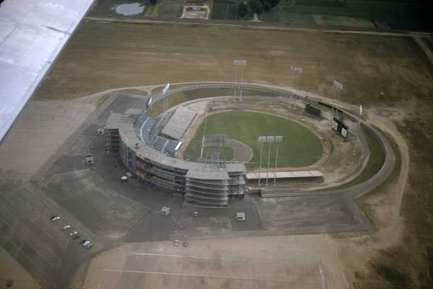 Image result for metropolitan stadium demolition