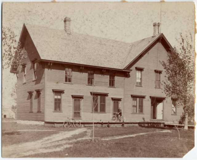 Original Cottonwood County Courthouse