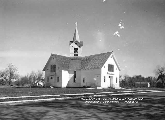 Photograph of Danebod Lutheran Church
