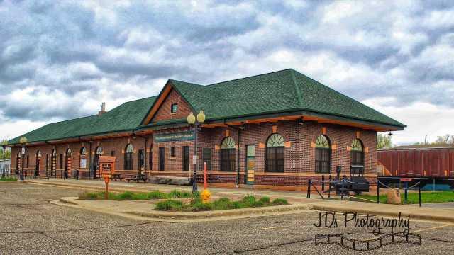 Beltrami County History Museum (Old Great Northern Depot, Bemidji)