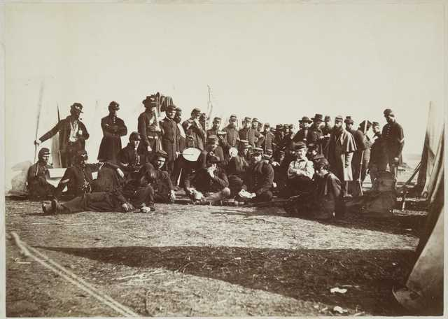 Company E, Eighth Minnesota Volunteer Infantry, Fort Snelling