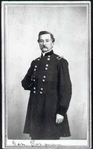 Willis Arnold Gorman, Brigadier General, First Minnesota Infantry