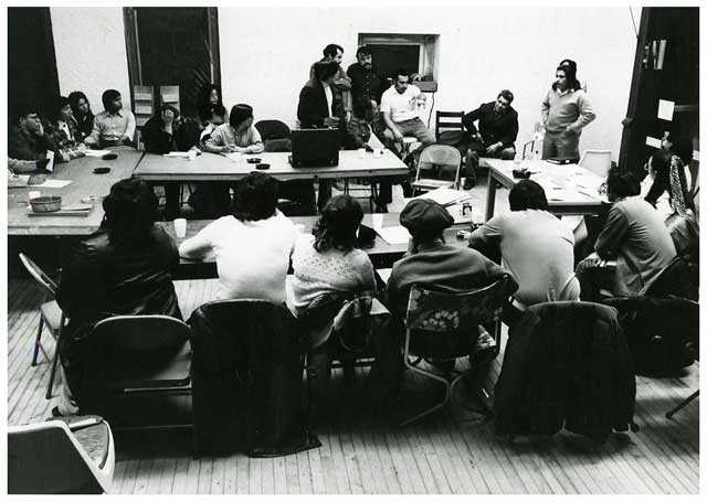 Meeting of the Minnesota Chicano Federation