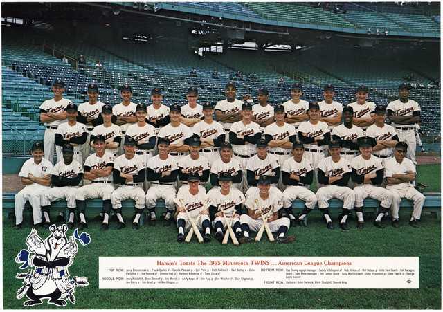 1965 Minnesota Twins