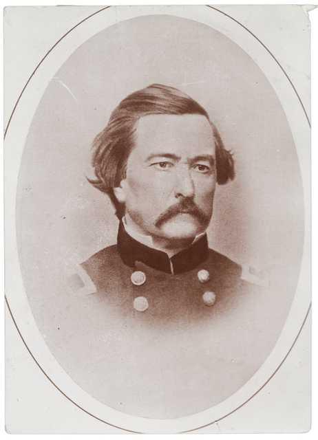 Photograph of Willis A. Gorman