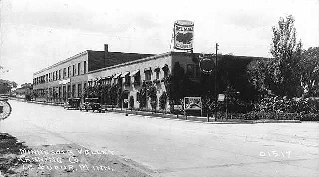 Minnesota Valley Canning Company, LeSueur.