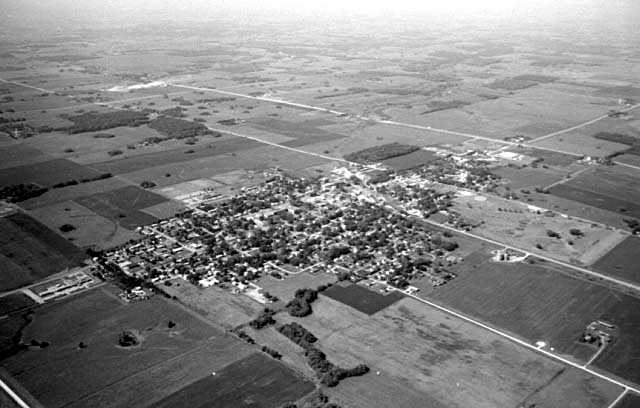 Aerial View of Harmony, 1976