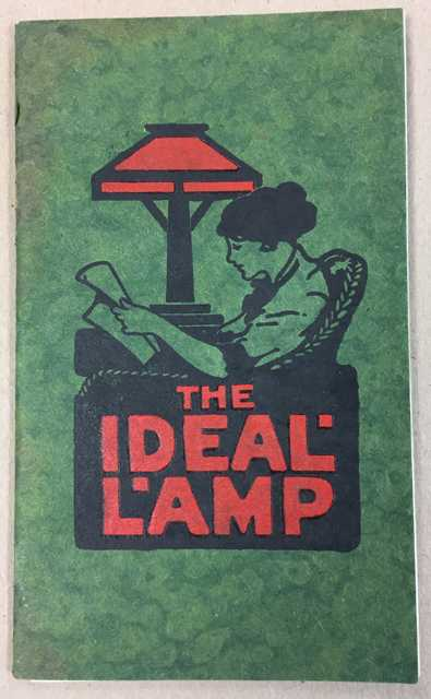 Ideal Lamp Company catalog