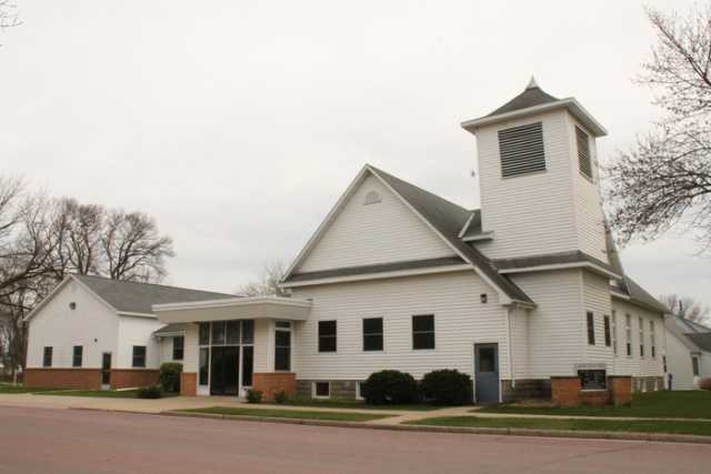 Color image of Immanuel Baptist Church, 2017.
