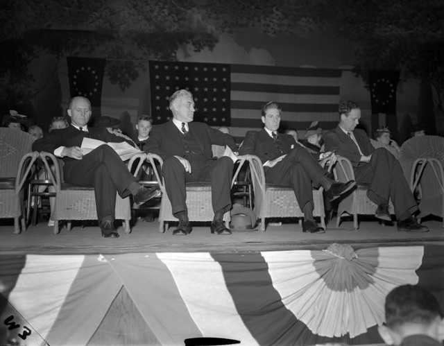 America First Committee meeting