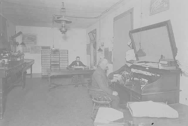 Cottonwood County Courthouse Interior