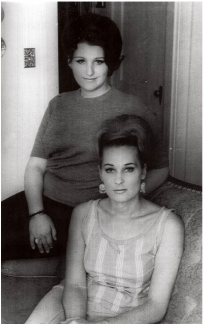 Lenette and Lauraine Lee