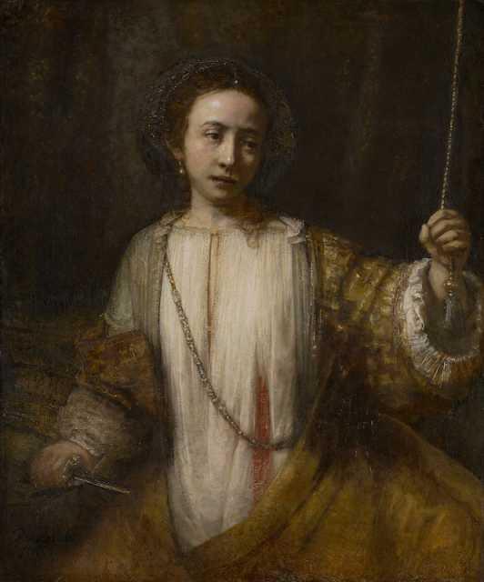 Lucretia (Rembrandt)