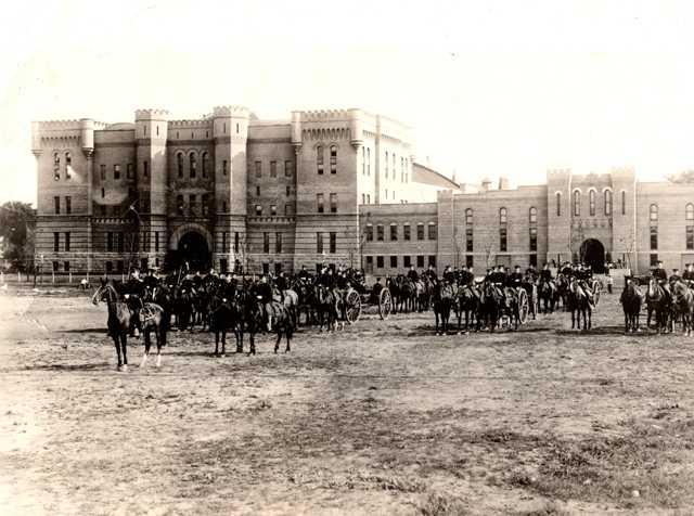 Battery D, Second Battalion, First Minnesota Field Artillery