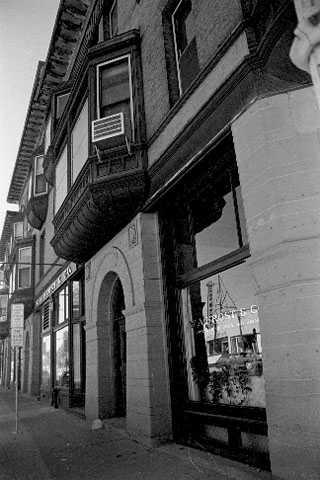 Photograph of Dacotah Building front façade