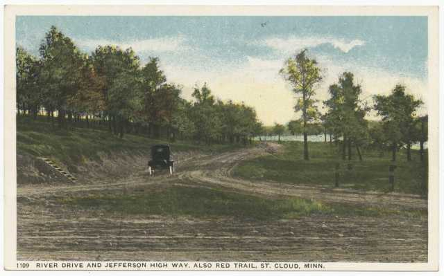 River Drive and Jefferson Highway, St. Cloud
