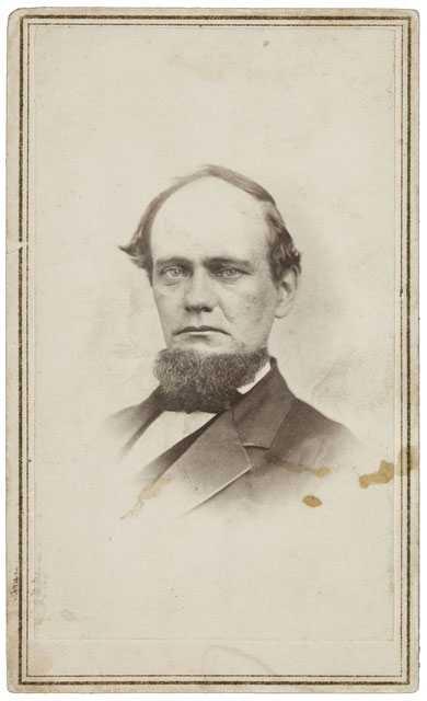 Governor John Sargent Pillsbury