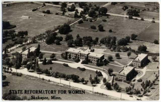 State Reformatory for Women, Shakopee