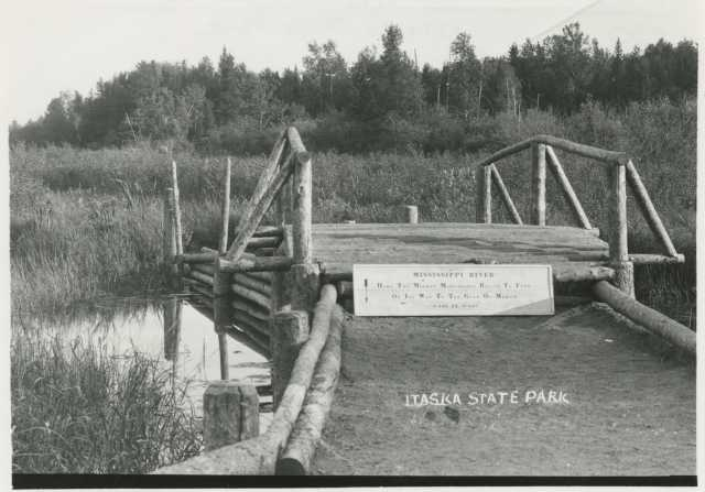 Source of the Mississippi River, Itasca State Park
