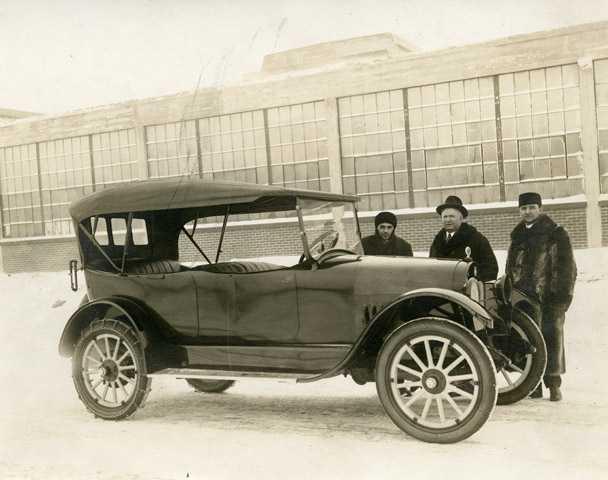 Pan Car, Pan Motor Company, St. Cloud, 1918