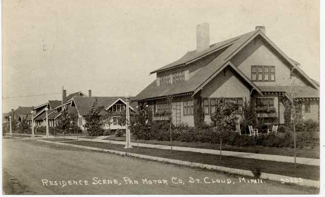Pantown, St. Cloud