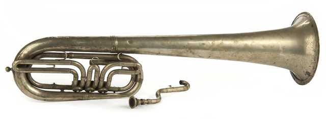 Civil War saxhorn