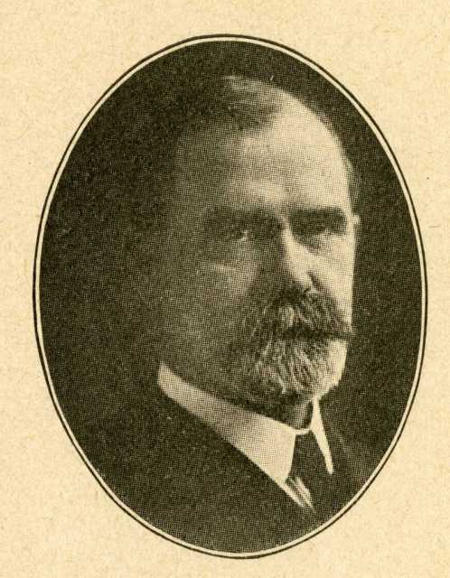 Representative Frank L. Cliff, 1919. From the Forty-First Minnesota Legislative Session Manual.