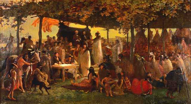 Treaty of Traverse des Sioux