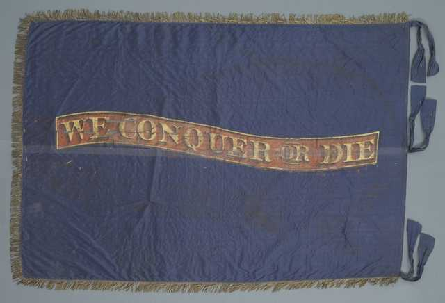 Sixth Minnesota company flag