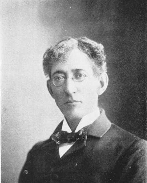 T. Thomas Fortune, 1902.