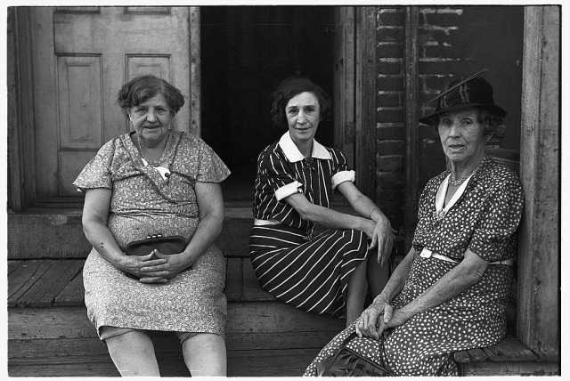 Ladies who live in rooming house, St. Paul, Minnesota