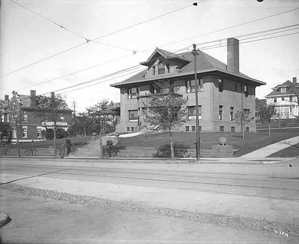George H. Crosby home, Duluth.