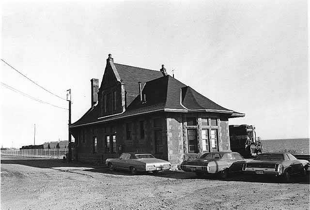 Endion Depot, Duluth.