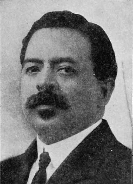 Black and white photograph of WIlliam Monroe Trotter, 1922.