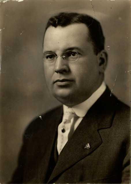 Photograph of William Nash