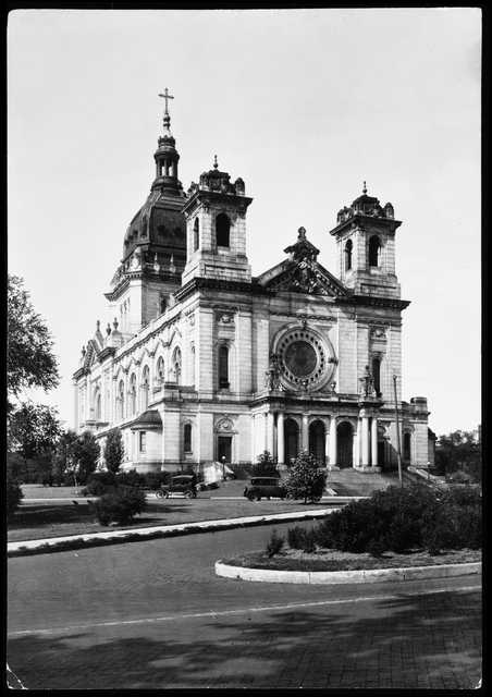 Basilica of St. Mary, Sixteenth and Hennepin, Minneapolis