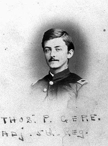 Photograph of Thomas Parke Gere