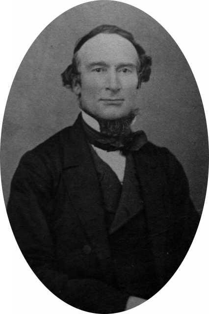 Portrait of Joseph Hancock.