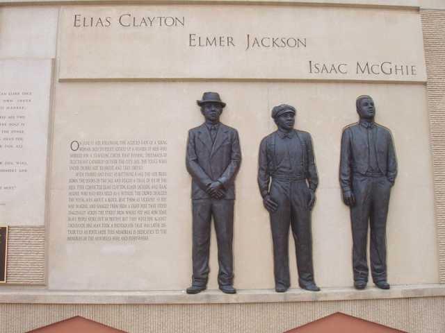 Clayton Jackson McGhie Memorial