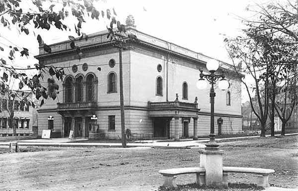 Sheldon Auditorium, Red Wing