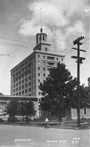 Watkins Building, Winona