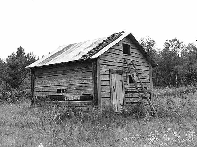 Chimneyless Savu Sauna near Markham, St. Louis County