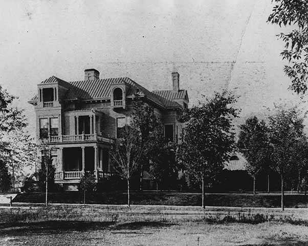 John Ireland residence
