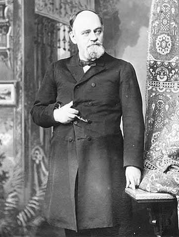 Governor John S. Pillsbury