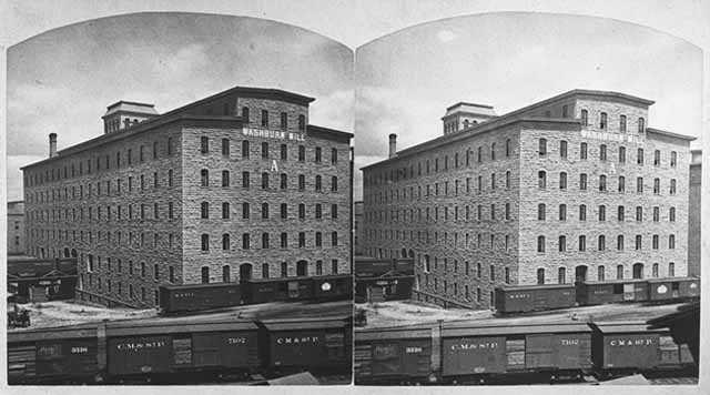 Washburn A Mill, Minneapolis