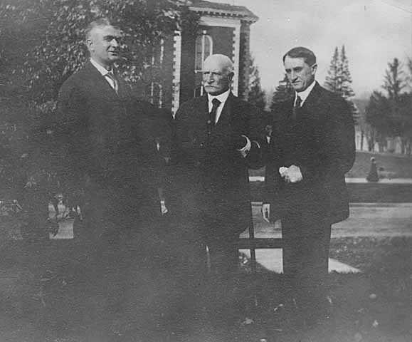 William J. Mayo, William W. Mayo, Charles H. Mayo