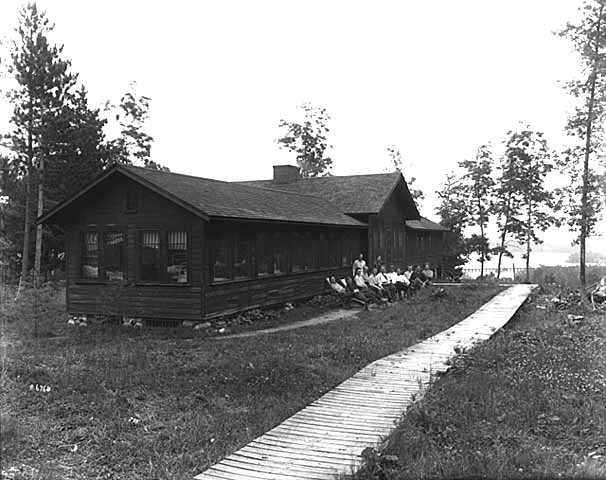Cottage C, State Sanatorium, Walker
