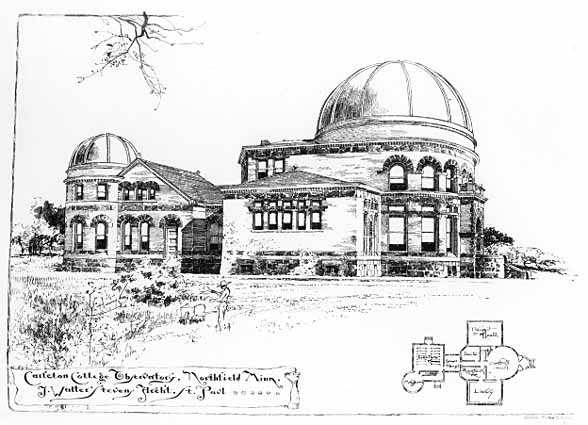Observatory, Carleton College, Northfield